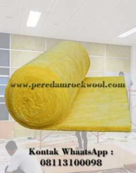 Jual Glasswool Roll D16
