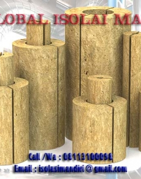rockwool pipa 50mm