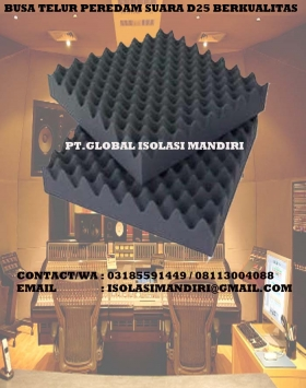 Busa Telur Soundproof Foam 30x30x4cm