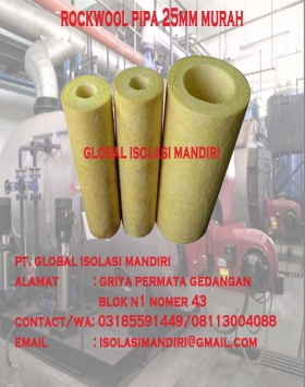 Rockwool Pipa 1 inc