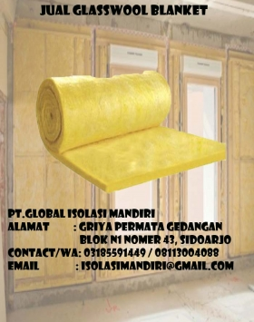 beli glasswool blanket d32
