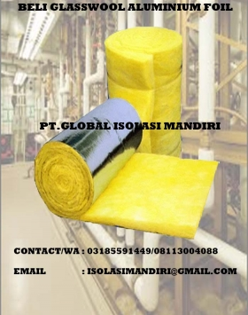 Glasswool Aluminium Foil 2020