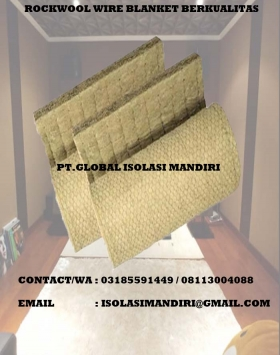 Glasswool Blanket Insulation-Rockwool