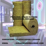 Rockwool Wire Blanket Density 100