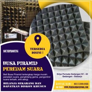 Busa Piramid 5cm